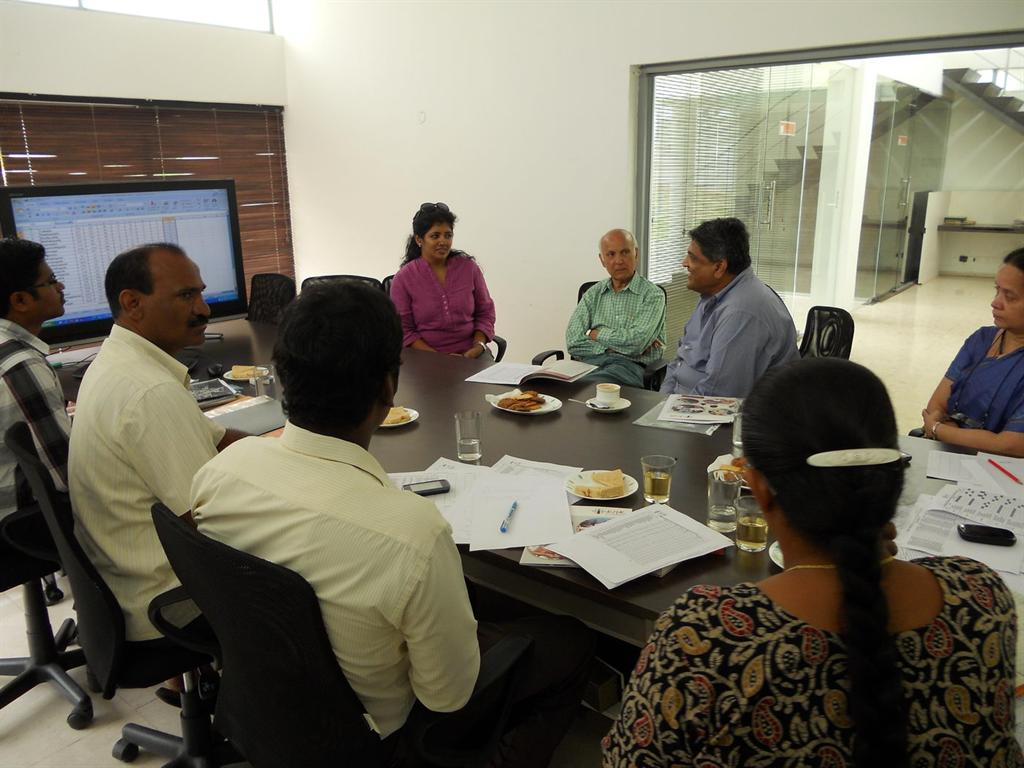 data review meeting